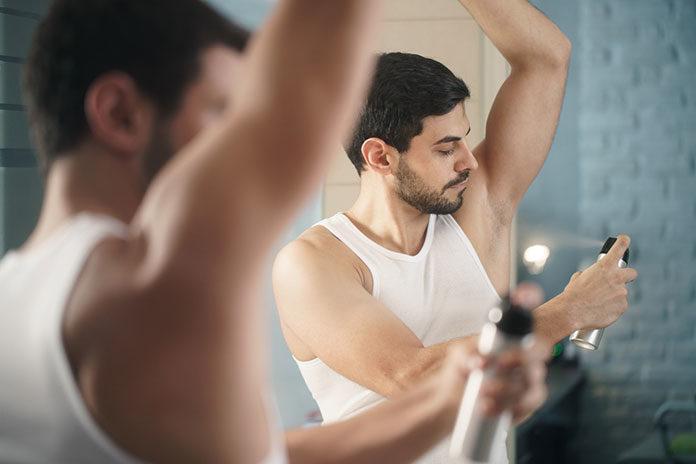 Co wyróżnia serię antyperspirantów Men Expert?