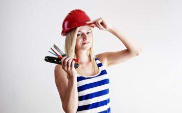 Przestrzeganie BHP nie tylko w pracy, czyli jaką odzież BHP wybrać do remontu mieszkania?