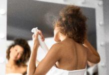 mgiełka do włosów - rodzaje