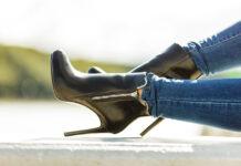 buty damskie Ryłko na jesień