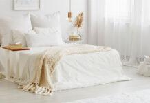 Jak pościelić łóżko